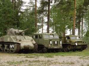 Soviet defense technology in Finnish museum, Hamenlinna